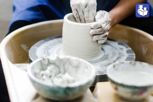 آموزش و مشاوره آنلاین هنر   دنیای رنگی هنرهای تجسمی