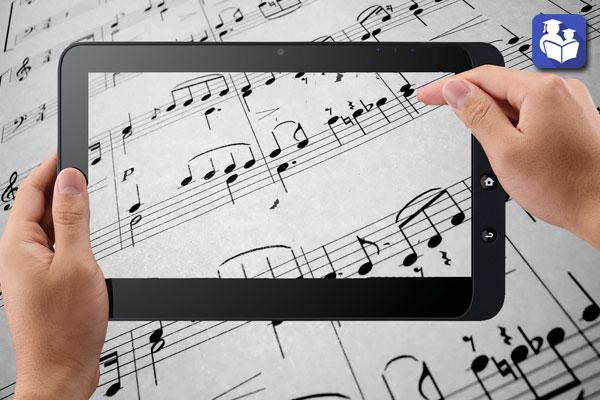 آموزش مجازی موسیقی با استاد آنلاین