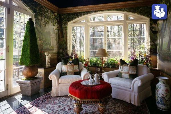 هنرهای خانگی تان را بهتر نشان بدهید!   از گل و گیاه تا تزیین خانه