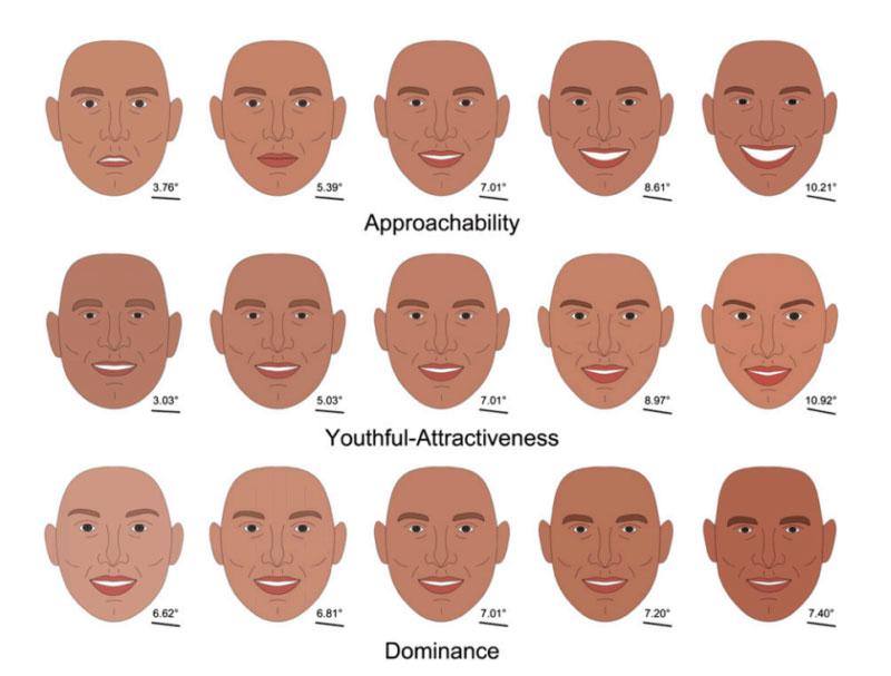 چهره-شما-اولین-تاثیر-مثبت-را-میگذارد