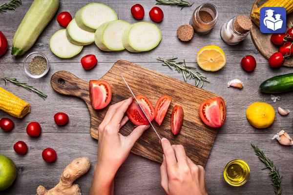 آموزش آشپزی آنلاین، دستور پخت ها را دست به دست کنیم
