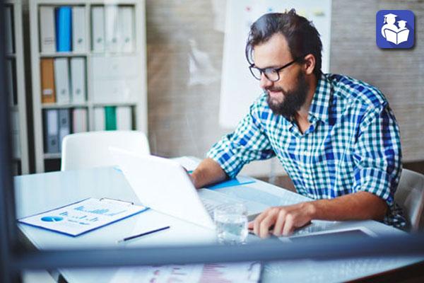 با آموزش آنلاین، به پیشرفت در کار خود کمک کنید