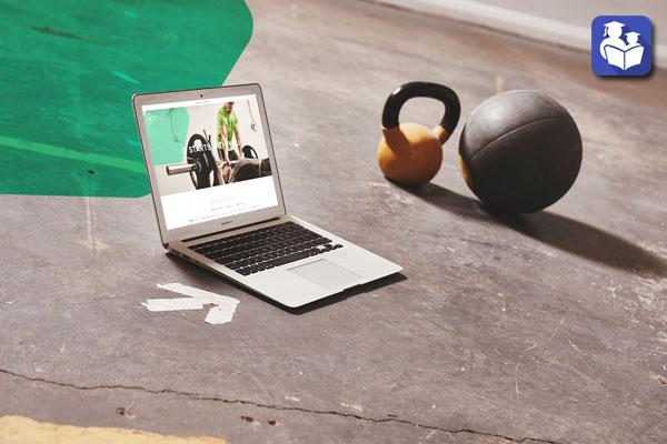 با مشاوره ورزشی آنلاین اندام خود را سر حال نگه دارید